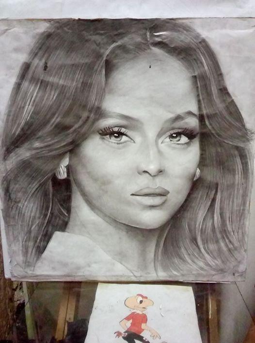 Jennifer Lopez by jeshua7